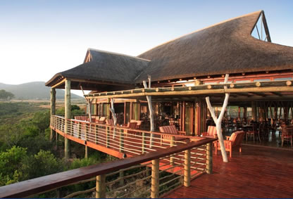 Stay at Garden Route Game Lodge on route