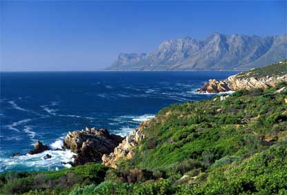 Dramatic Coastlines of the Garden Route